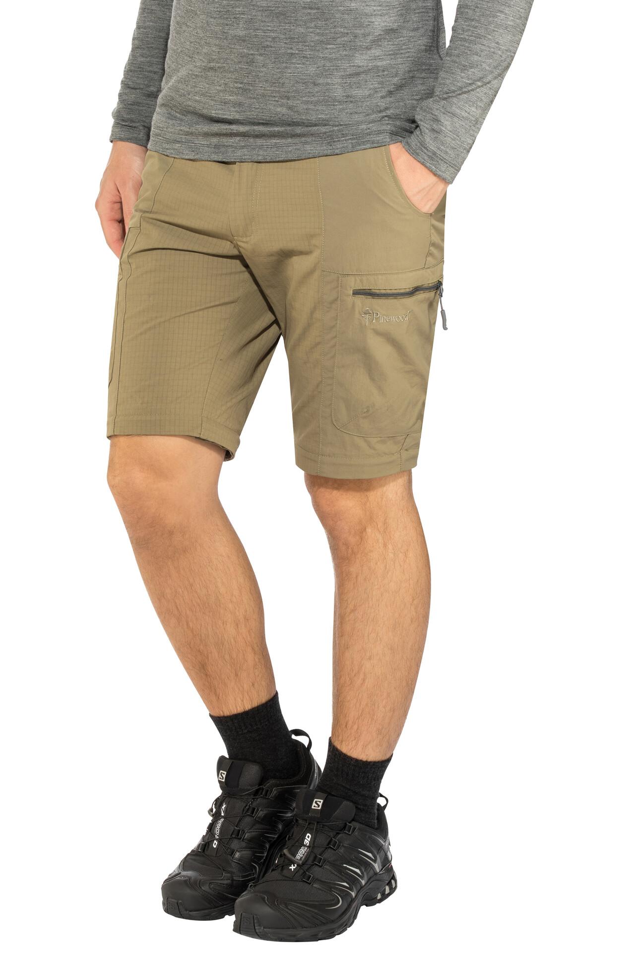 Pinewood M's M's M's Namibia Zip-Off Pants Mid Khaki 97b51d